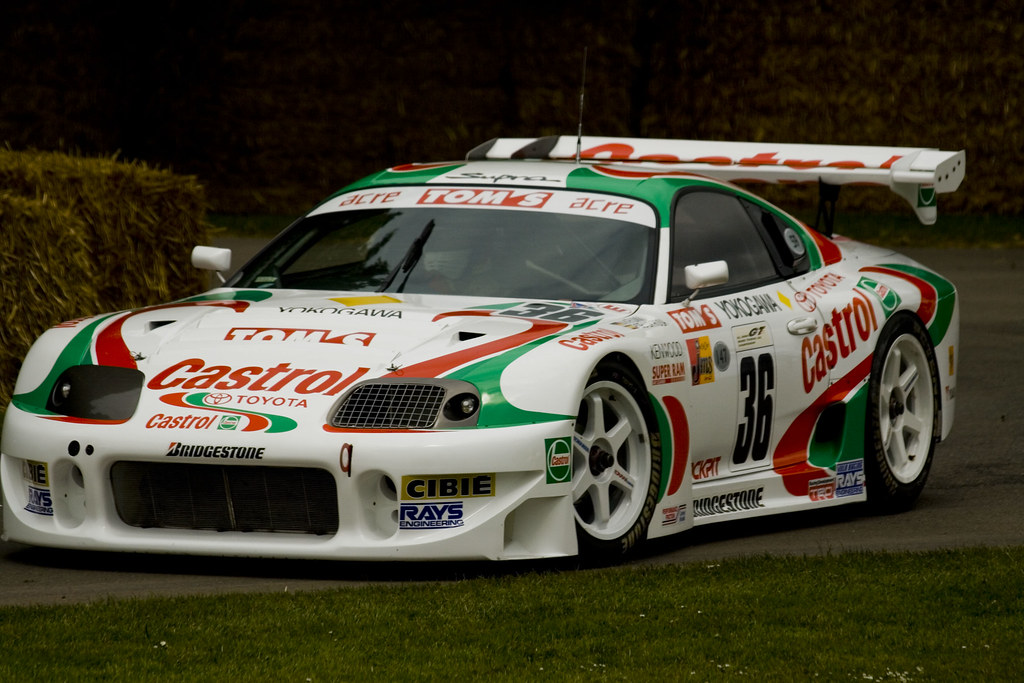 1997 Castrol Toyota Supra Pete Williams Flickr