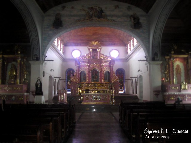 hagonoy bulacan main altar by mvi warped