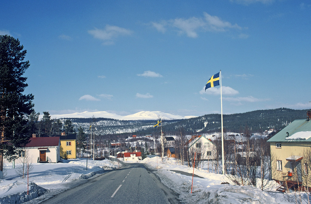 sweden free  and abused