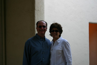 President Richard Rush and wife Jane Rush attending Breakfast with the President | by California State University Channel Islands