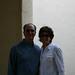 President Richard Rush and wife Jane Rush attending Breakfast with the President