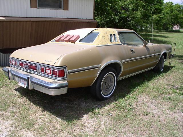 1976 ford elite 460cid for sale on craigslist. Black Bedroom Furniture Sets. Home Design Ideas
