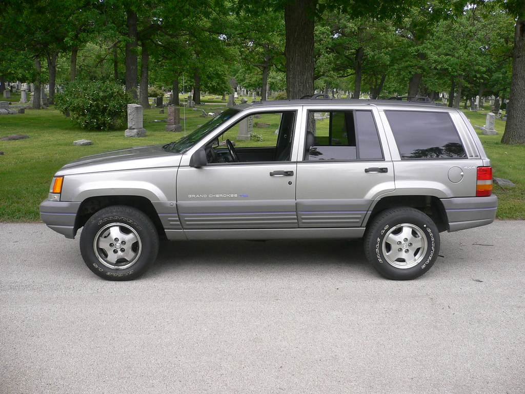 1997 Jeep Grand Cherokee TSI | Old car...traded in and ...