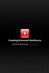 "iPhone - ""Creating Universal Healthcare"""