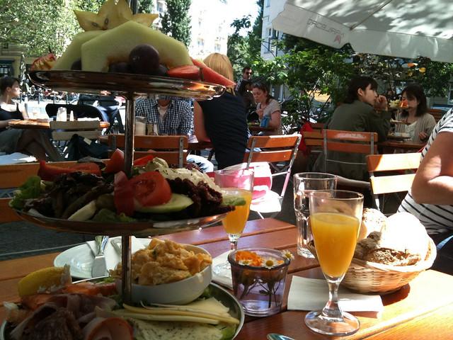 Cafe Mimosa Berlin