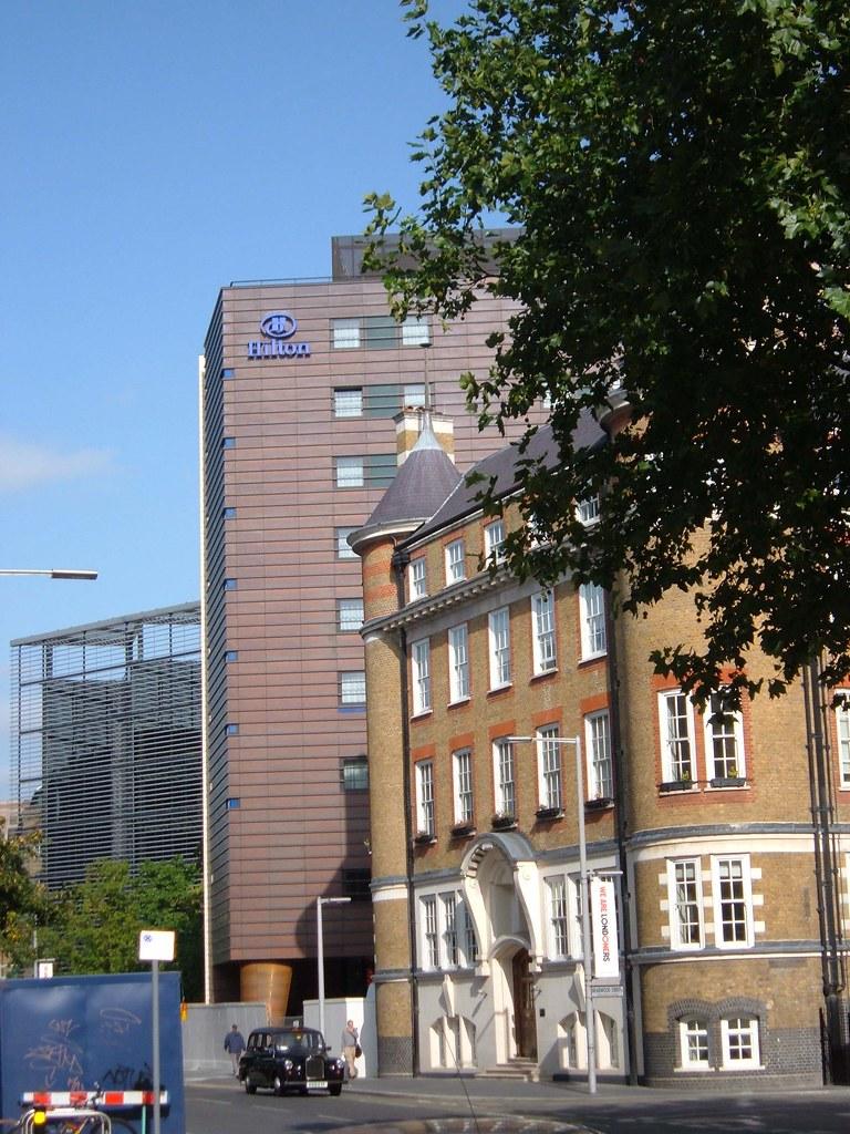 Hilton Hotel More London