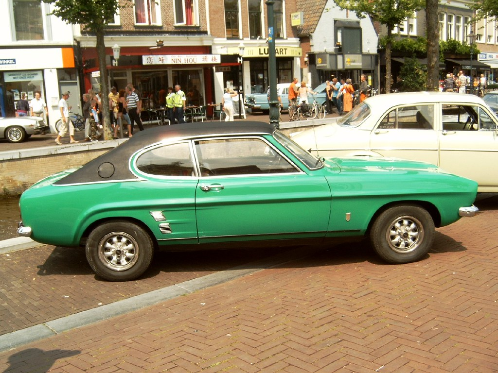 1974 Ford Capri 1600 GT   1974 Ford Capri 1600 GT seen in ...