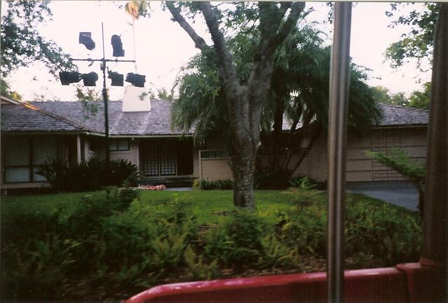 The Golden Girls House In Disney World The Golden Girls