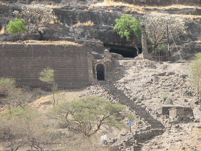 Takali Dhokeshwar is good place for the tourist.The caves near the Dhokeshwar temple are from 5th century.