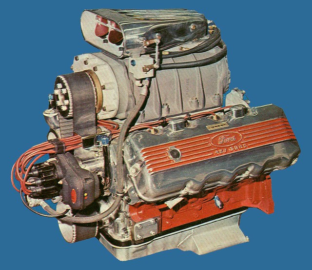 Ford Engines For Sale >> Ford 427 SOHC Cammer   Ford 427 SOHC   Insomnia Cured Here   Flickr
