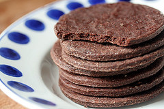 Chocolate Cookies | by David Lebovitz