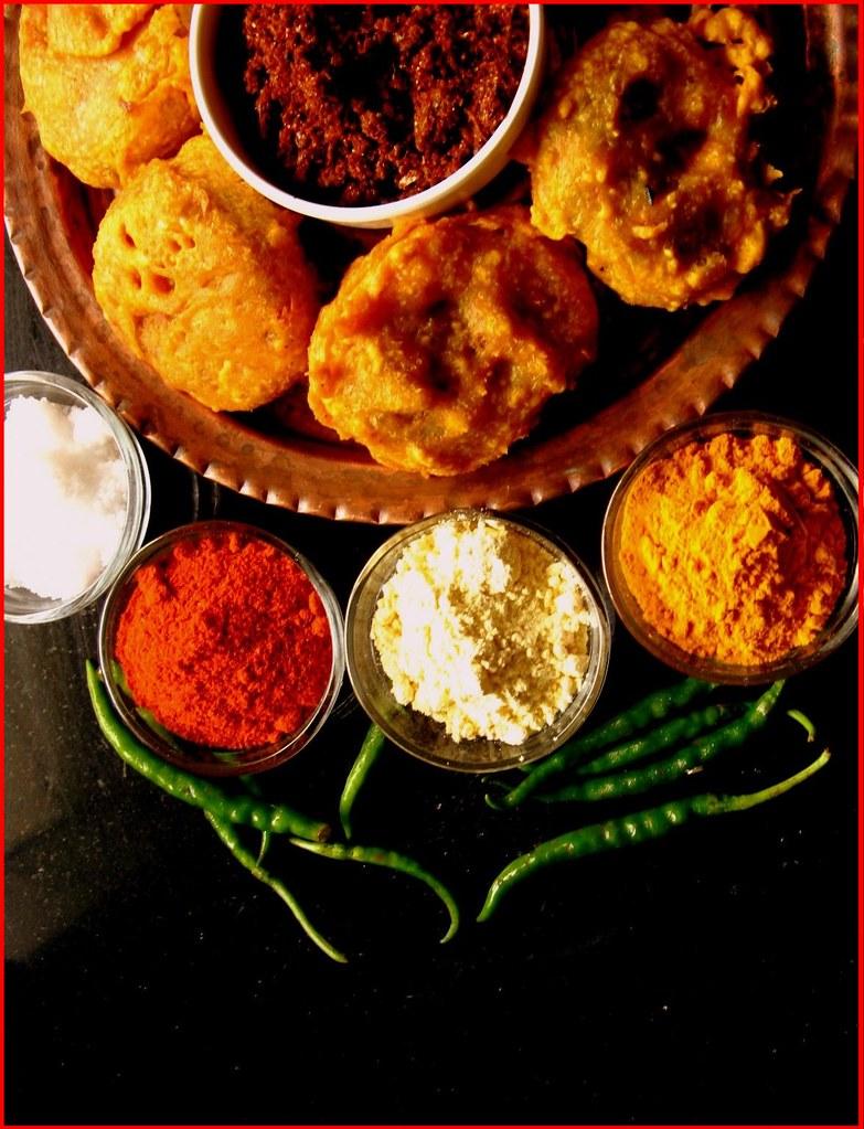 how to make batata vada at home