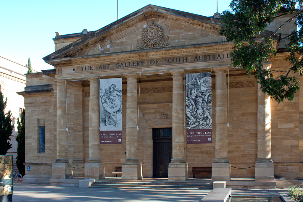 art gallery of south australia  north terrace  adelaide  s