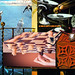 El Ajedrez, Salvador Dalí - in chess move photoshop contest