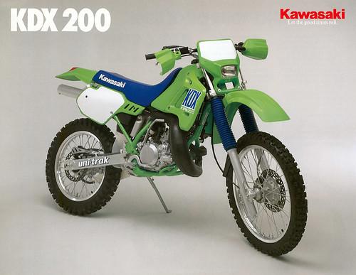 Kawasaki Dirt Bike Expensive