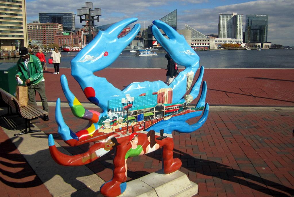 Baltimore - Inner Harbor: Harborplace's 30th Anniversary C ...