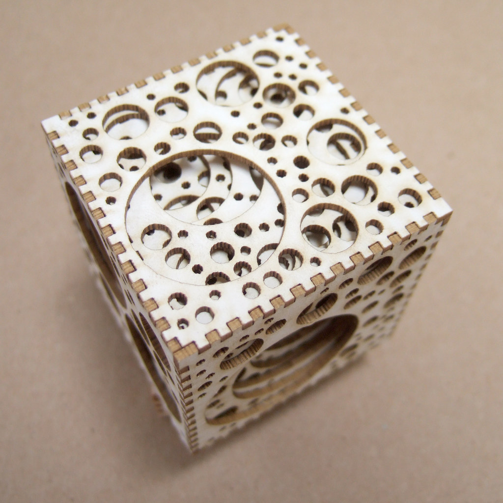 2222 Holes I Instructed A Machine To Make This For Me