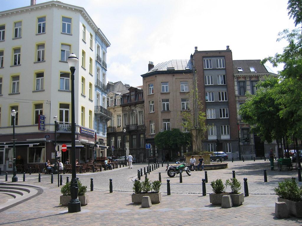 Place du jardin aux fleurs esteban romero flickr for Jardin aux fleurs