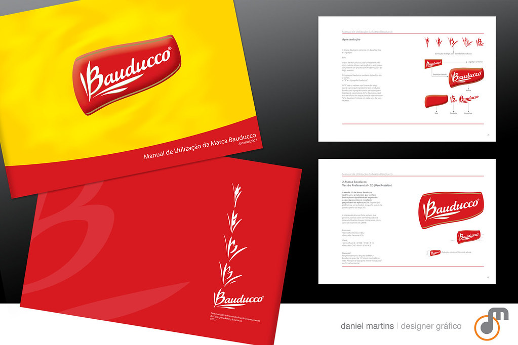 Manual de Identidade Visual Bauducco | Flickr - Photo Sharing!