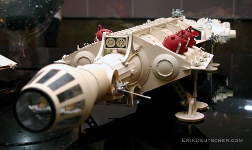 concept millennium falcon star wars fans check out some