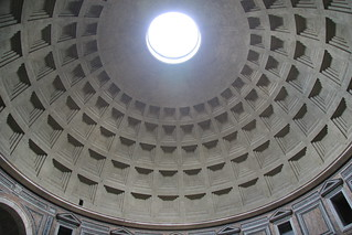 Pantheon Roof | by webmink