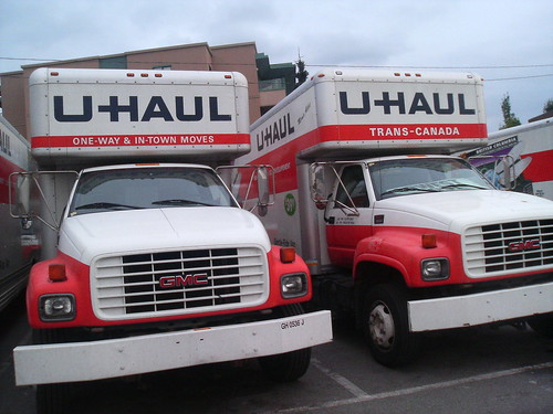 U-HAUL in north van  - Image1551 | by roland