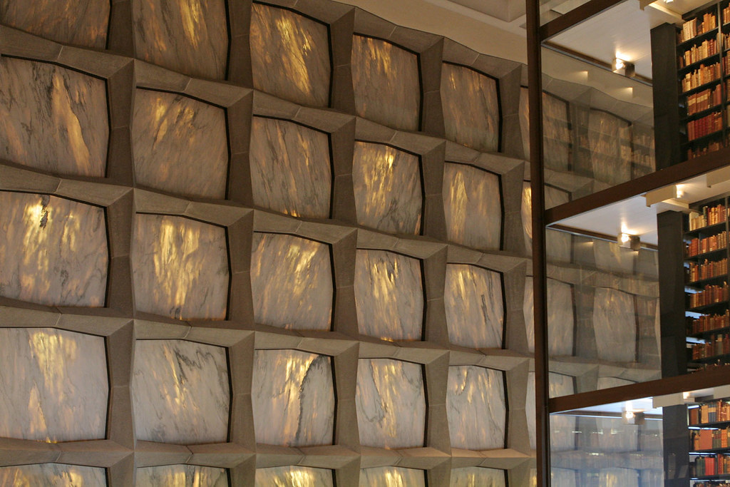 Translucent Marble Translucent Marble Of Beinecke Rare