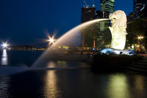 Merlion | by Darrell Neo