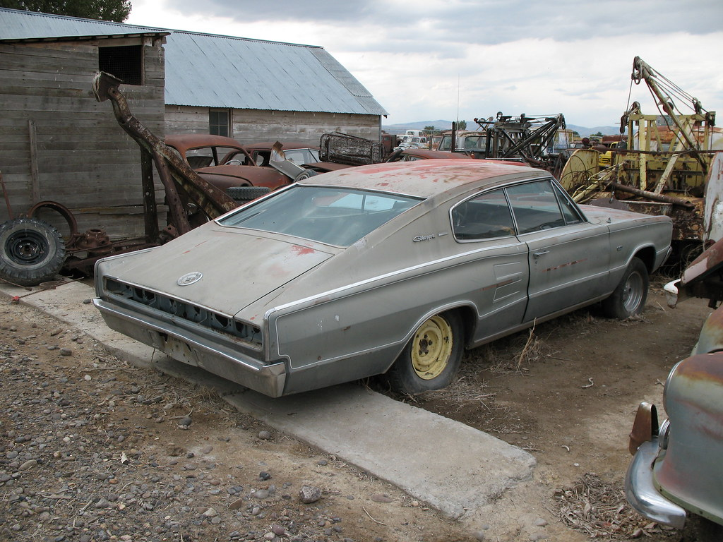 1966 Dodge Charger Son S 66 Dodge Charger Parts Body No