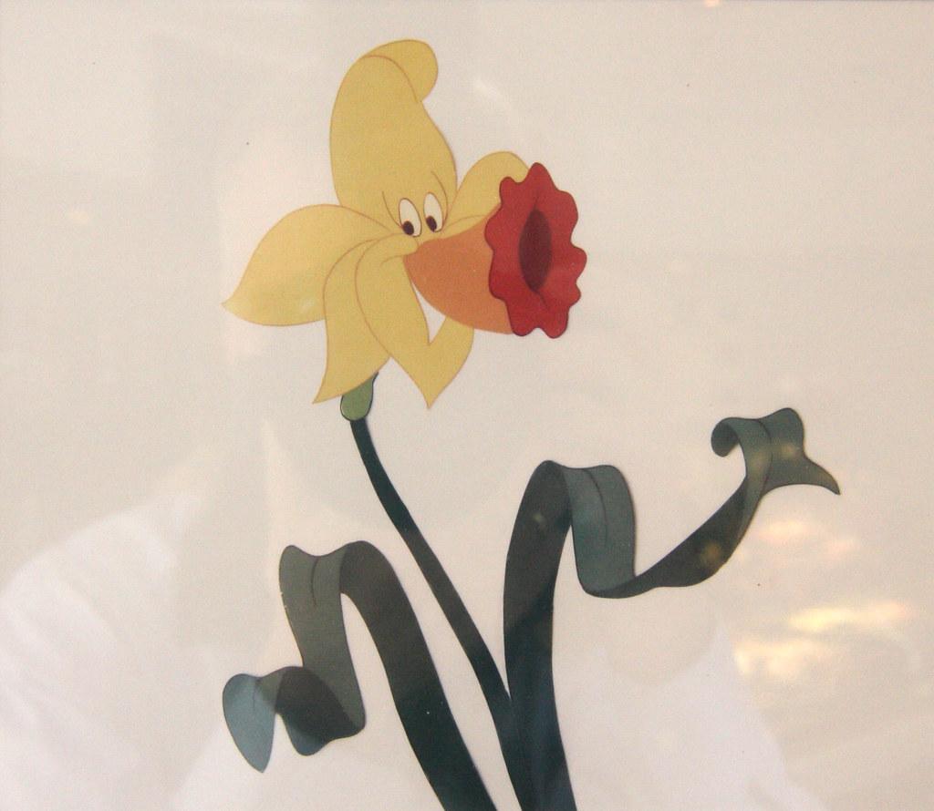 Alice in Wonderland Flower A flower from Alice in Wonderla…