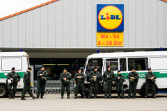 Anti-G8 Demonstrations (06) - 03Jun07, Rostock (Germany)