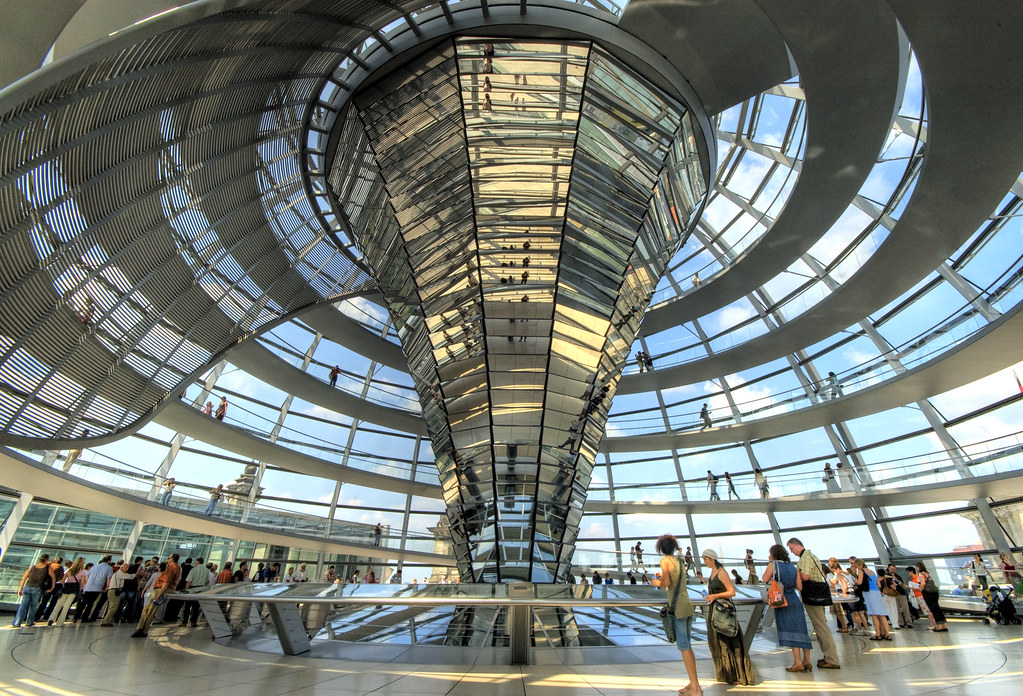 Berlin Reichstagskuppel | Get the large view! The ...