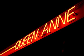 ---QUEEN ANNE | by Chris Blakeley