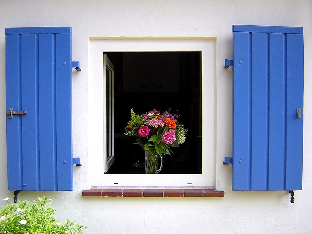 Fenster gartenhaus summerhouse window mein for Fenster gartenhaus