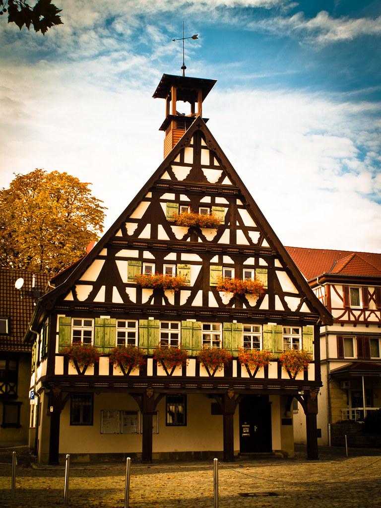 Uhlbach fachwerk dan zelazo flickr for Fachwerk 3d