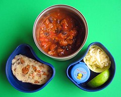 Chili lunch for preschooler | by Biggie*