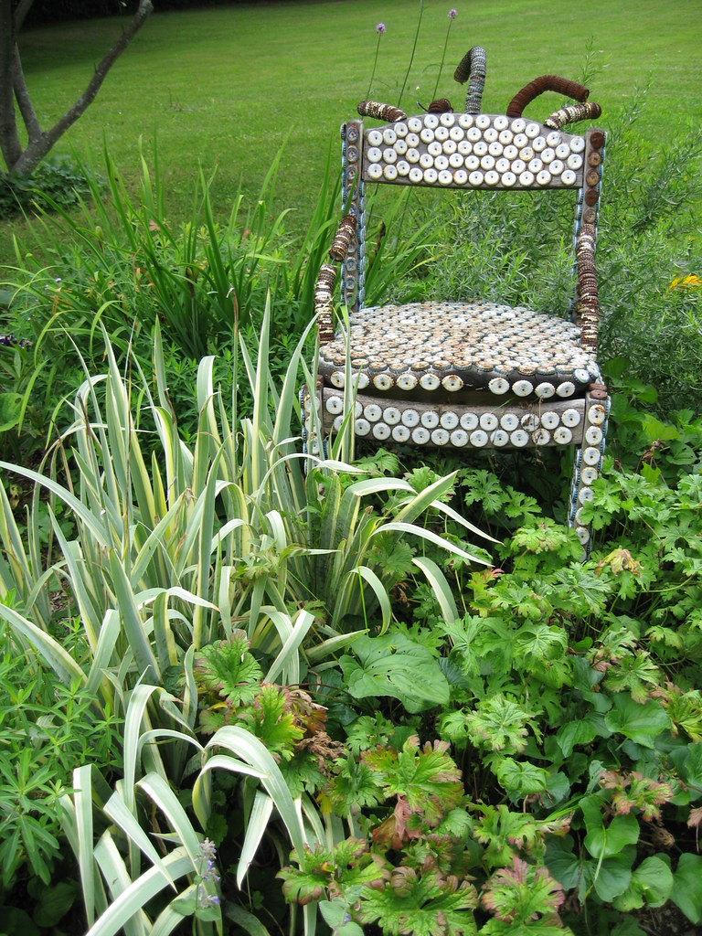 In Melissa's Garden