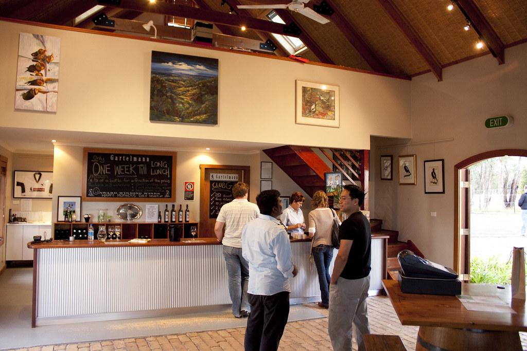 Crowne Plaza Hunter Valley Room Service Menu