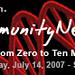 CommunityNext: VIRAL!