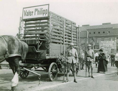 castrop rauxel marktplatz ickern um 1922 alte postkarte. Black Bedroom Furniture Sets. Home Design Ideas