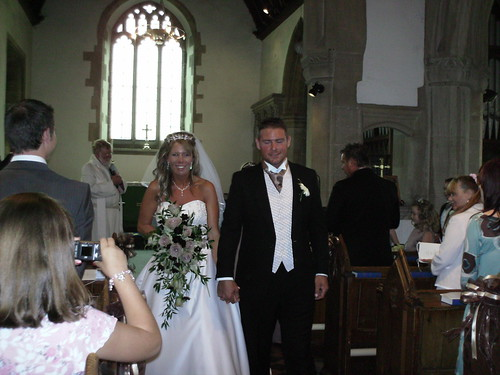 Karen Fisher Wedding Karen And Matt Fisher