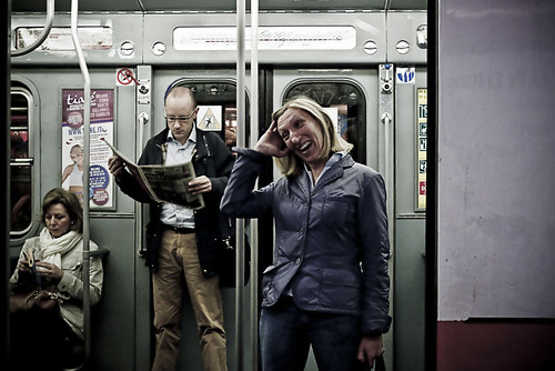 ..and just take it easy...[Commuters] | by Luca Napoli [lucanapoli.altervista.org]