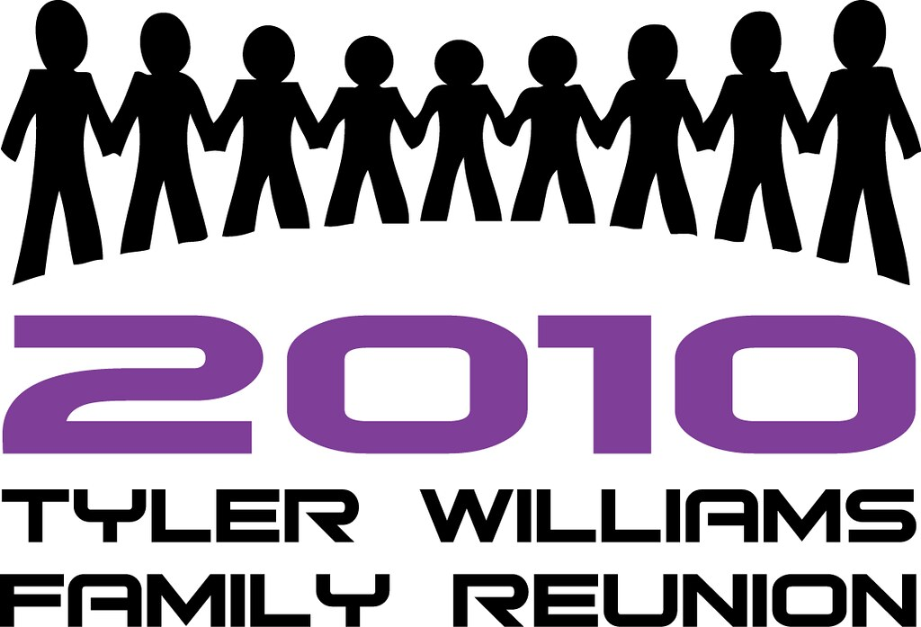 Family Reunion Logo | John Payne | Flickr
