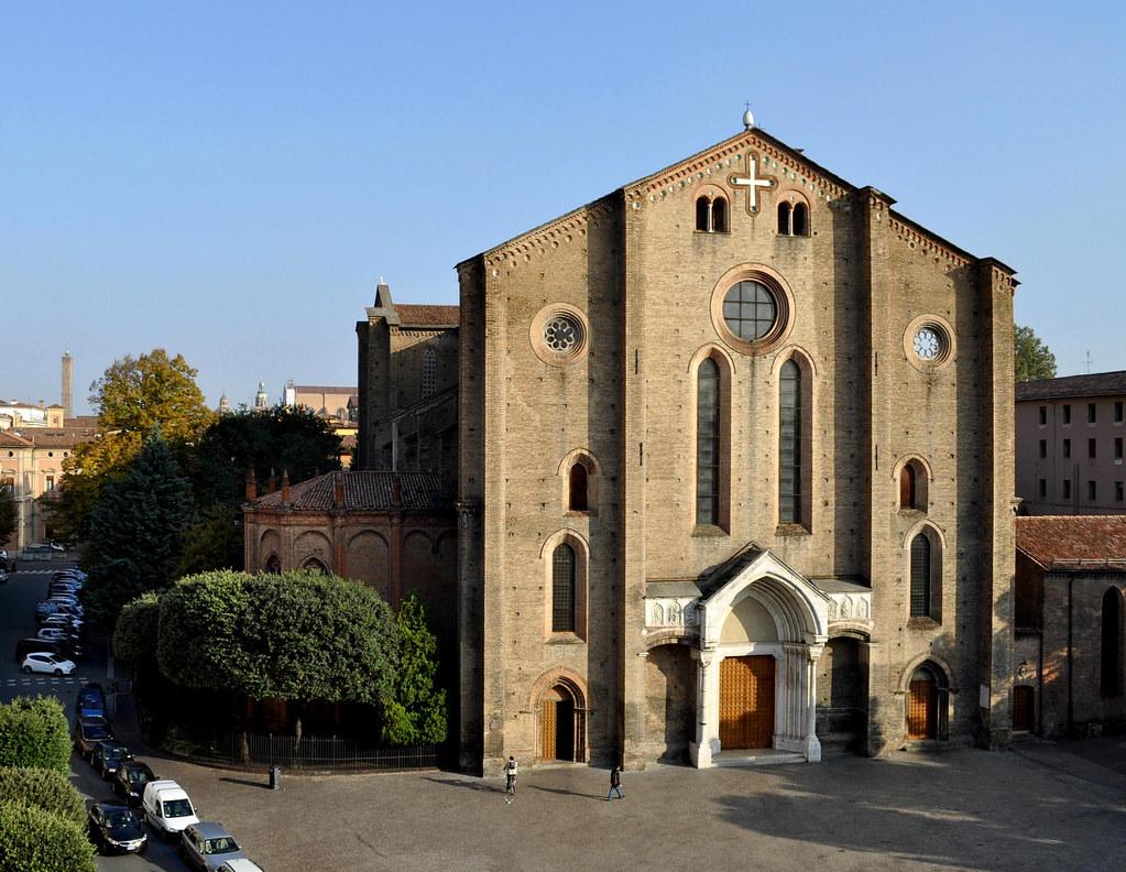 Basilica di San Francesco, Bologna. | La costruzione di ...