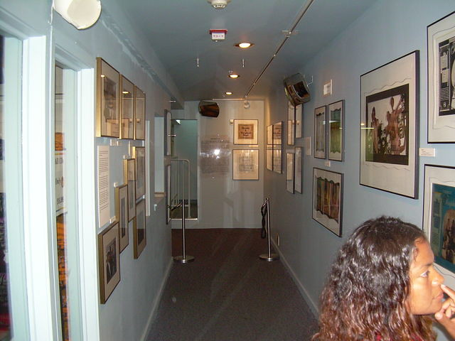 Foyer Museum Jobs : Motown museum entryway the to