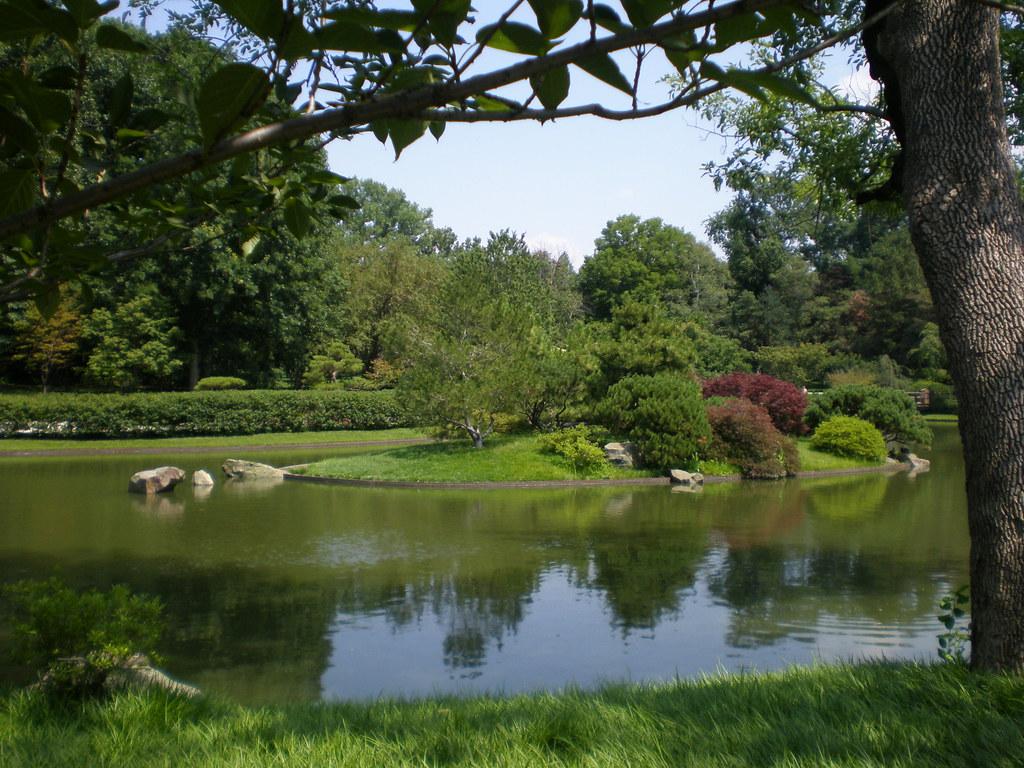 Botanical Gardens St Louis Missouri Botanical Gardens St Flickr