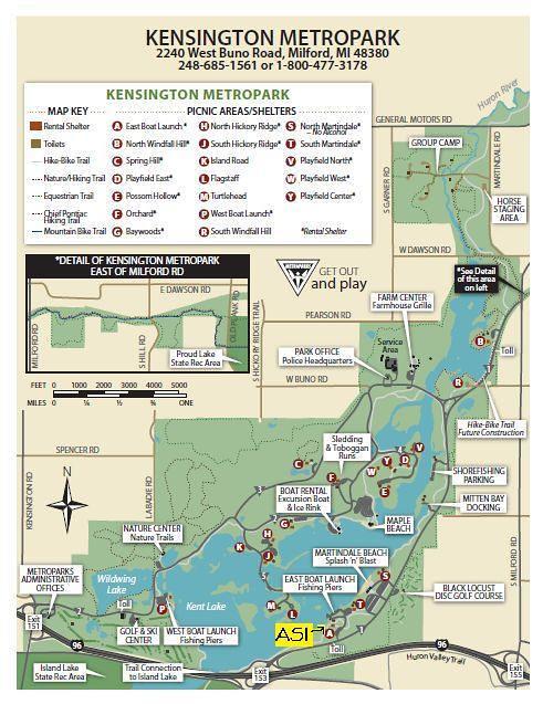 Kensington Park Map Kensington Park Map with ASI location marked.   Kensington P…   Flickr