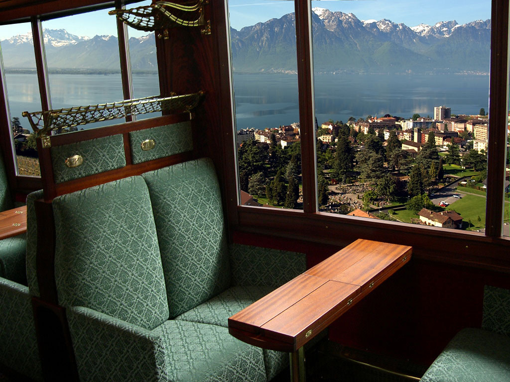 swiss charter train carriage on the golden pass line flickr. Black Bedroom Furniture Sets. Home Design Ideas