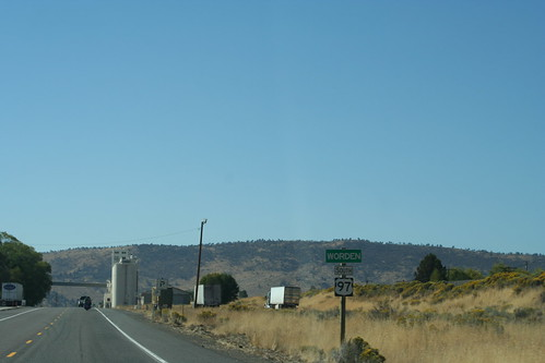 US-97 South - Worden | by sagebrushgis