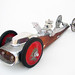 dragster 3/4 view